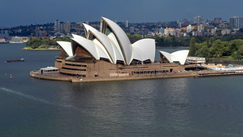 Opera House - Sydney Australia stock image