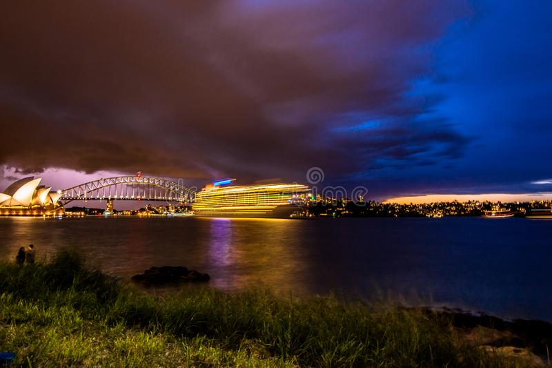 The Opera House Is A Symbol Of Australia Editorial Image Image Of