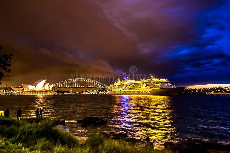 The Opera House Is A Symbol Of Australia Editorial Photography
