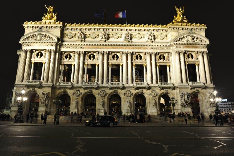 Opera Palais Garnier, Paris royalty free stock image