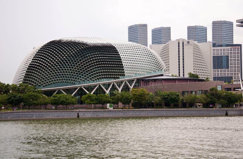 Opera a Singapore immagine stock libera da diritti