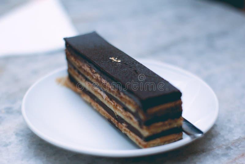 Opera tort zdjęcie stock