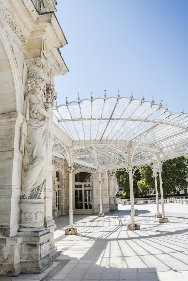Opera van Vichy stock foto