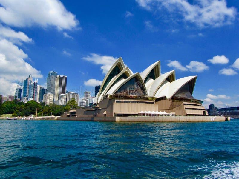 Opera w Sydney Australia zdjęcia royalty free