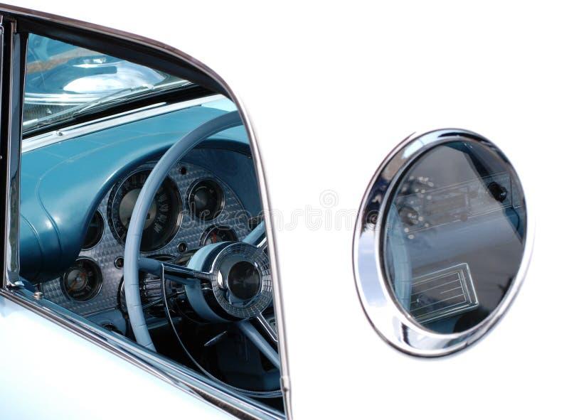 Opera Window on Classic Car