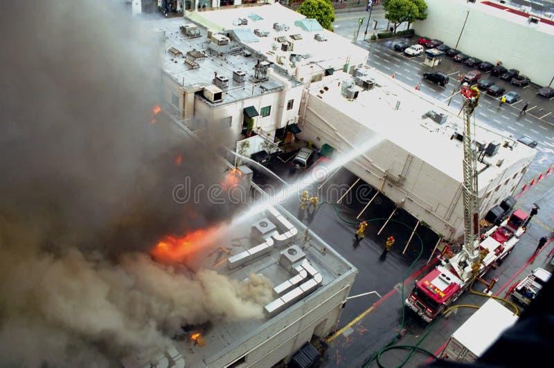 Operación de Ladderpipe foto de archivo
