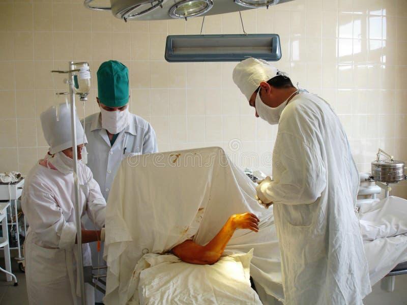 operacja ortopedyczna obraz stock