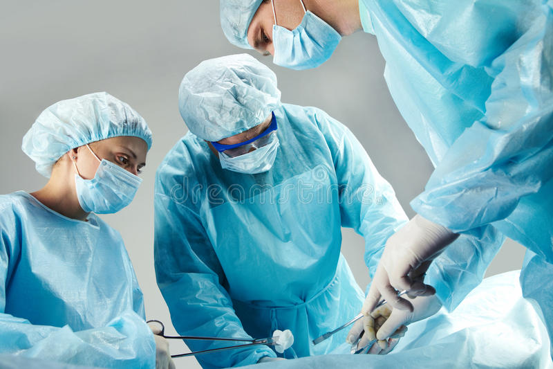operacyjni chirurdzy zdjęcia royalty free