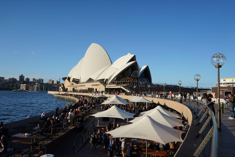 Operahouse obrazy royalty free