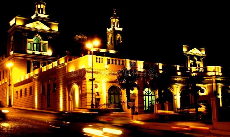 Operahuset av Baku Azerbaijan royaltyfria bilder