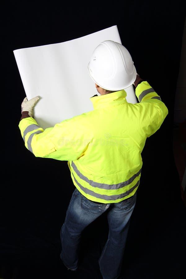 Operaio della costruzione con il programma fotografia for Programma architettura gratis