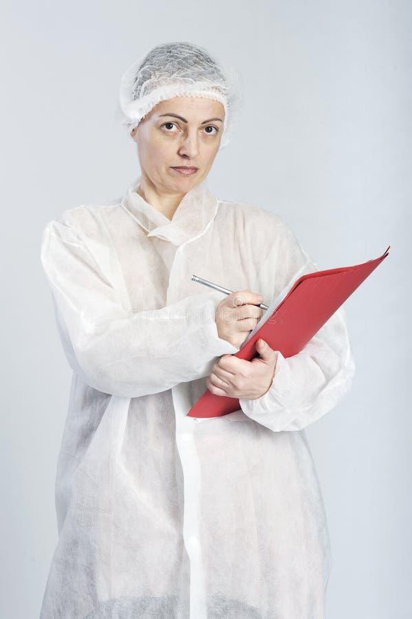 Operaio femminile immagine stock libera da diritti