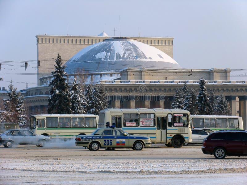 Operatheater royalty-vrije stock afbeelding