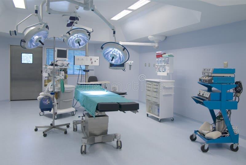 Operating room stock photo