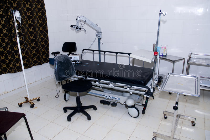 Download The Operating Theatre At The Nekemte Eye Clinic. Editorial Image - Image of board, consultancy: 22912005