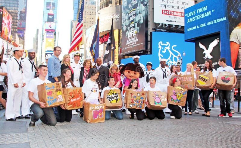 Operation Goody Bag Editorial Stock Photo
