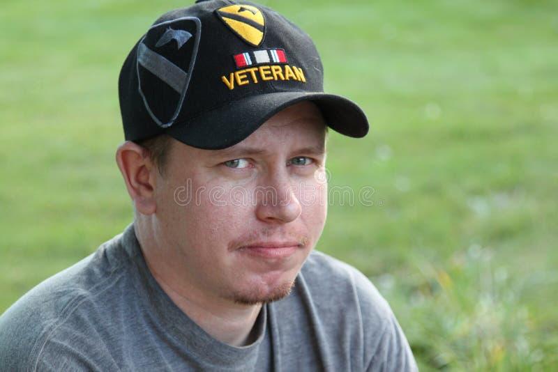 Operation Iraqi Freedom Veteran stock photos