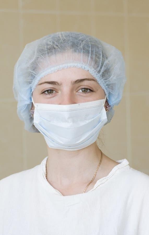 Download Operative nurse portrait stock image. Image of people - 11663083