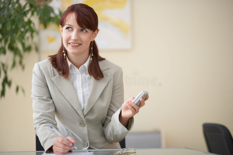 operator everyday office life - whats his name again stock images