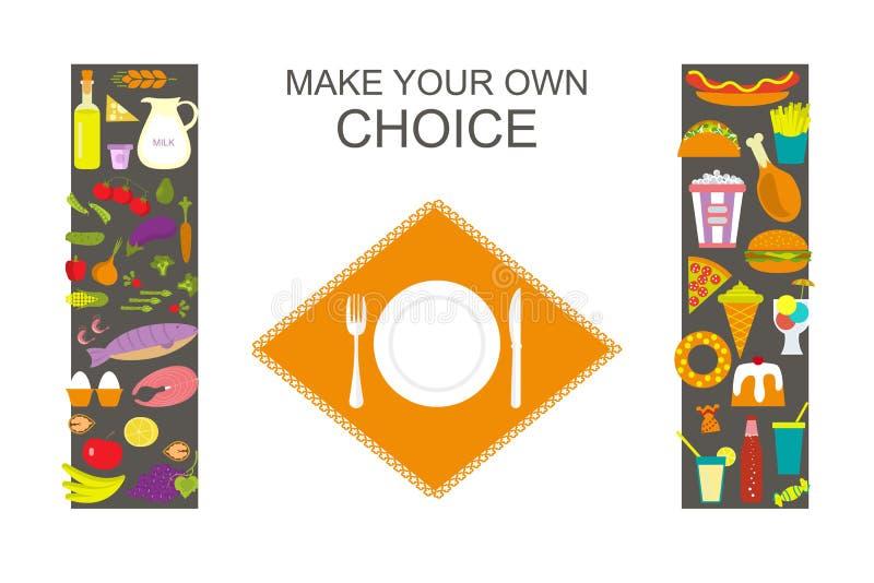 Operi la vostra scelta illustrazione di stock
