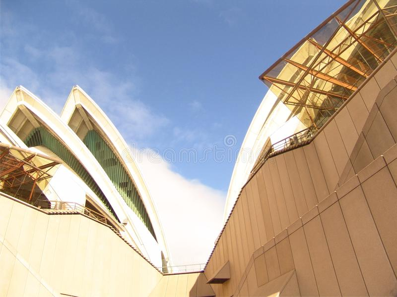 Opernhaus stockfoto