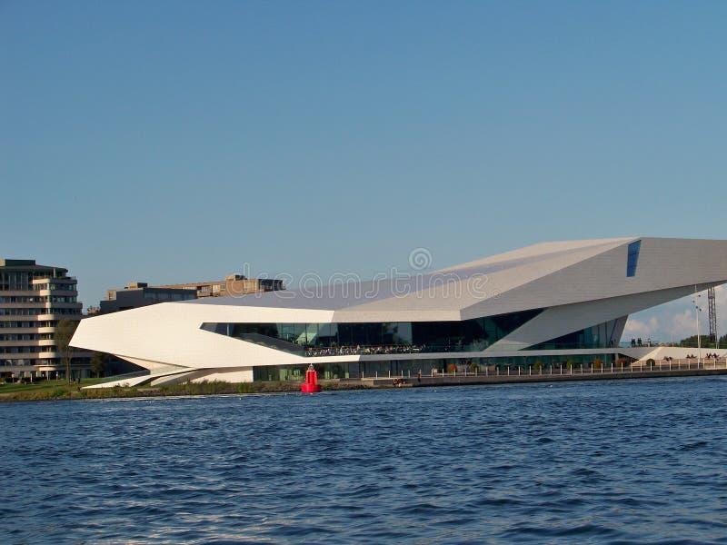 Opernhaus-Film-Institut die Niederlande stockfotografie