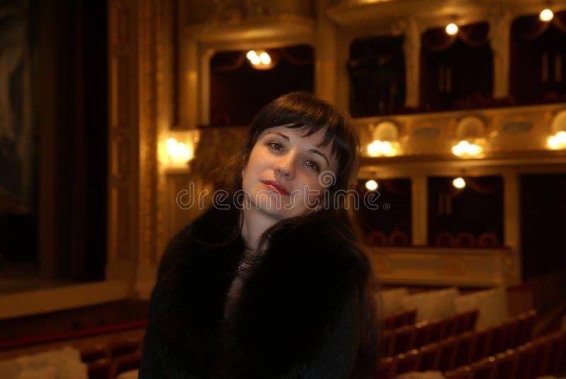 opery theatre obraz royalty free