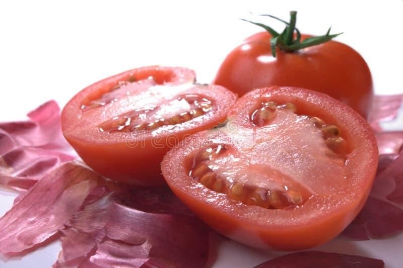 Download Opgemaakte tomaten stock foto. Afbeelding bestaande uit vers - 10782786