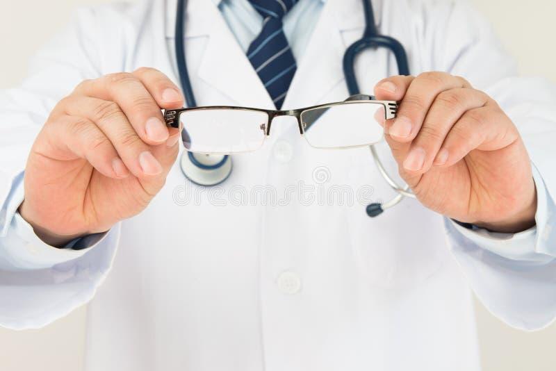 ophthalmologist immagini stock