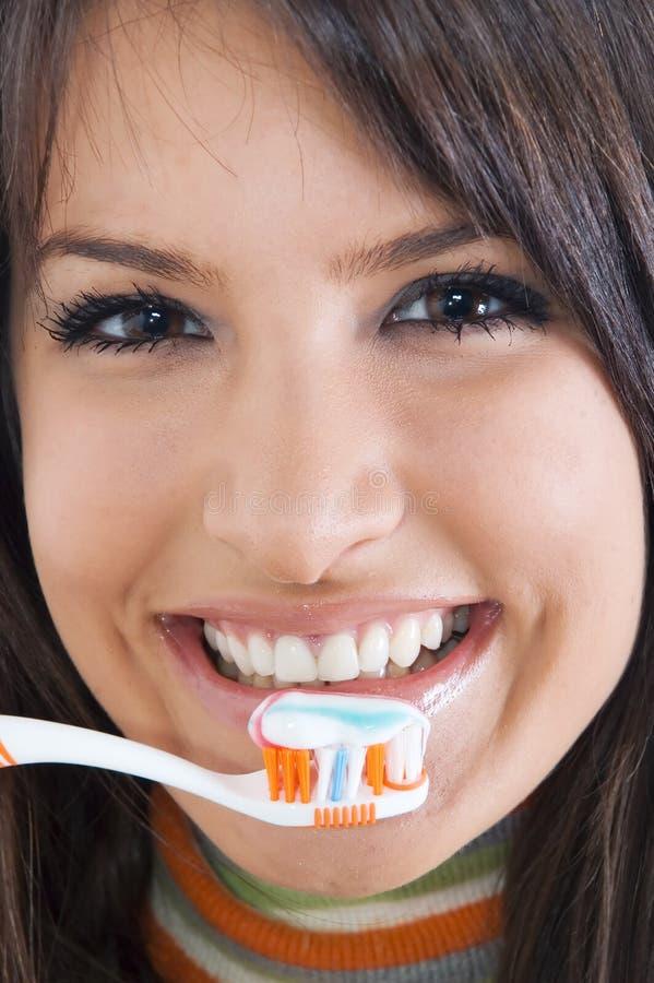 opieka zęby zdjęcie stock