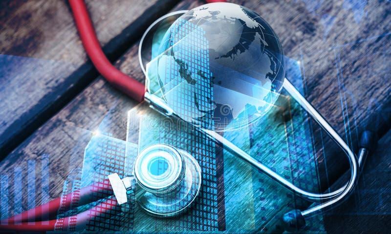 Opieka zdrowotna fotografia stock