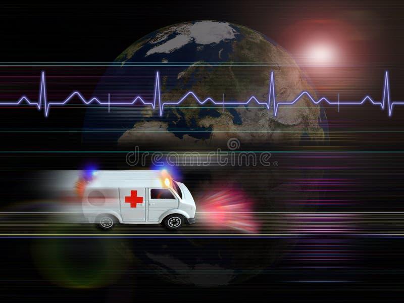 opieka zdrowotna ilustracja wektor