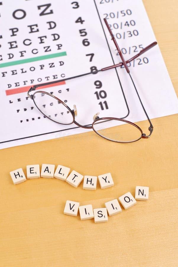 opieka zdrowotna wzrok zdjęcia royalty free
