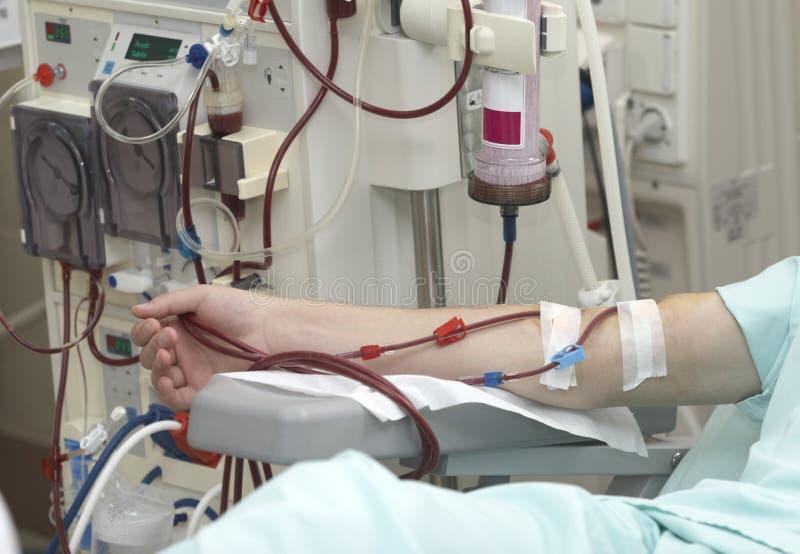 opieki dializy zdrowie cynaderki medycyna obrazy stock