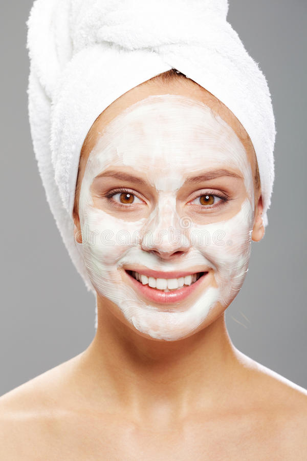 opieki facial obrazy royalty free
