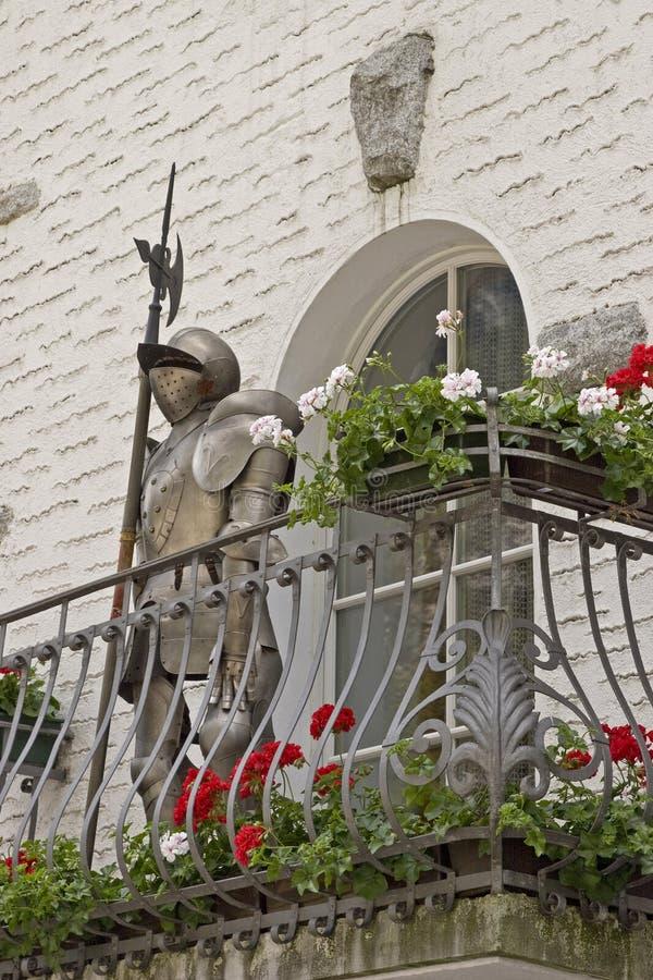 Opiekun dom - Wciąż życie w Południowym Tyrol obrazy stock