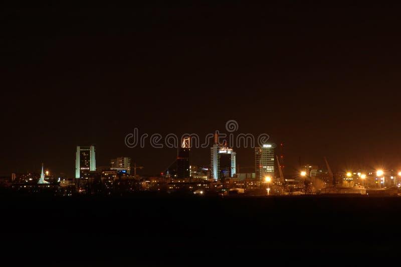 Download Opinião 1 da noite foto de stock. Imagem de noite, telephoto - 53138