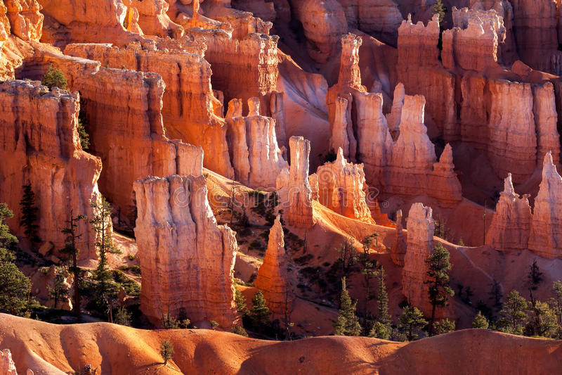 Opinião cênico Bryce Canyon imagem de stock