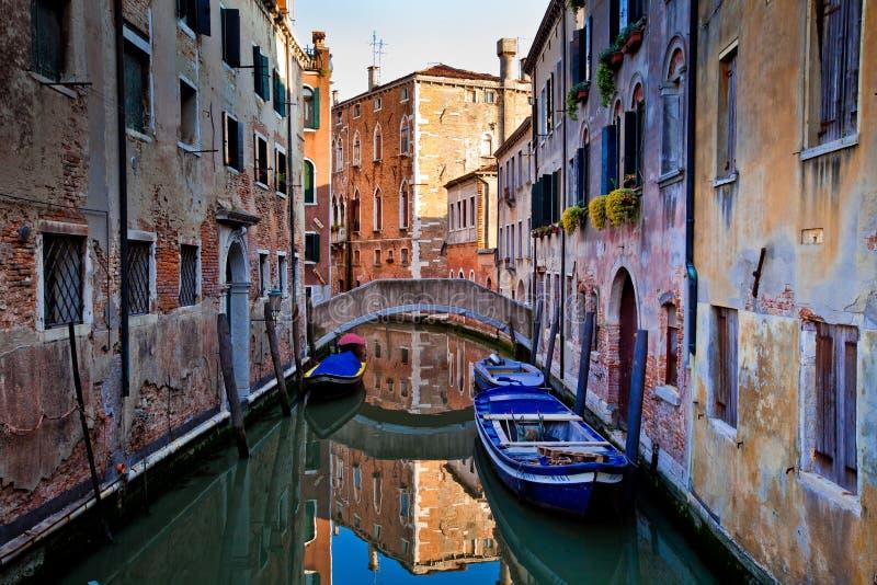 Opinião da cidade de Veneza imagem de stock royalty free