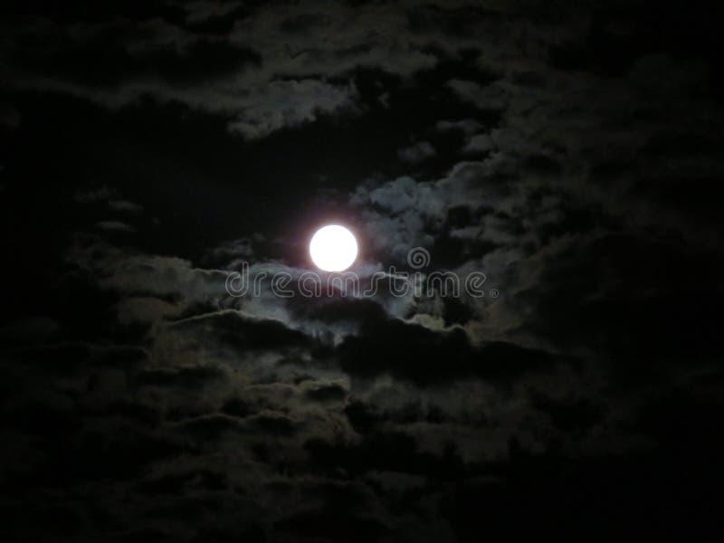 Opinião da noite imagens de stock