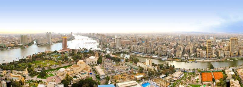 Opinião da torre do Cairo