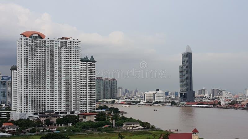 Opinião de Bankkok fotos de stock
