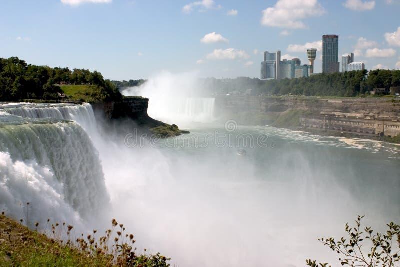 Opinião de Canadá fotos de stock royalty free