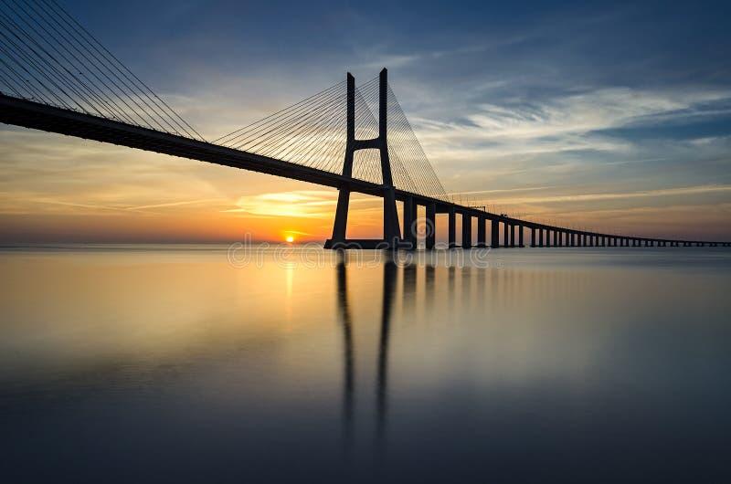 Opinião de Lisboa imagens de stock royalty free