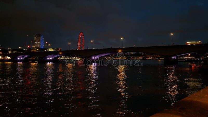 Opinião de Londres fotos de stock royalty free