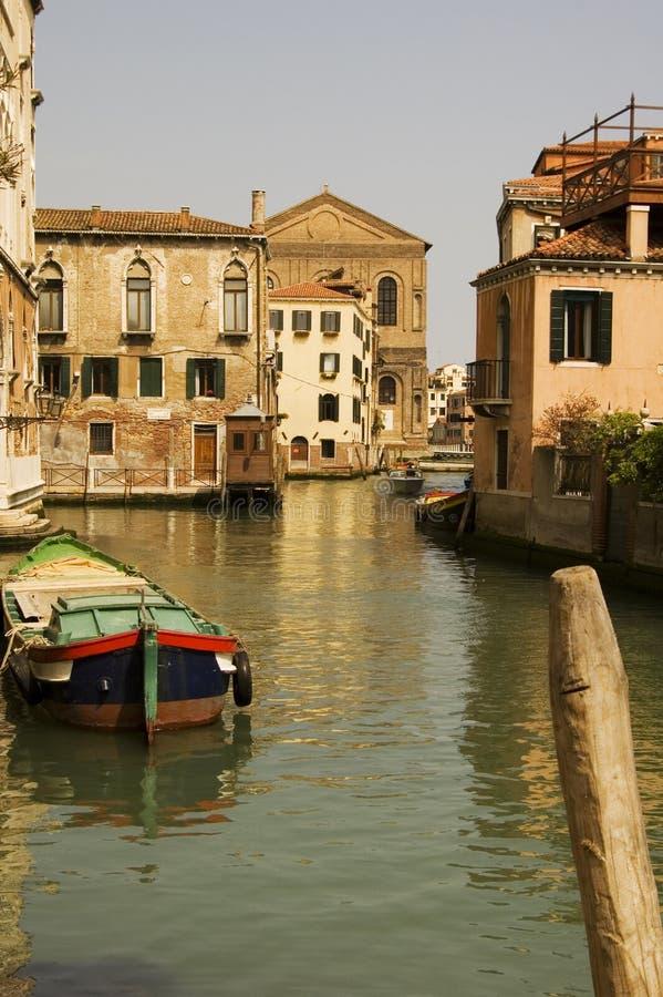Opinião de Veneza imagens de stock royalty free