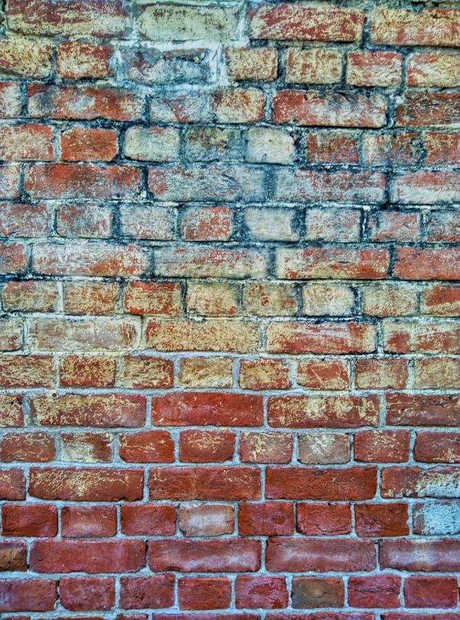 Opinião dianteira da parede maravilhosa fotos de stock