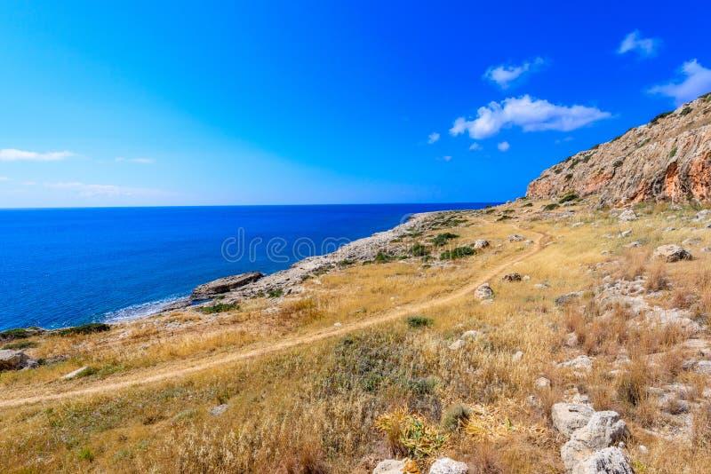 Opinião 5 do greco do cabo fotos de stock