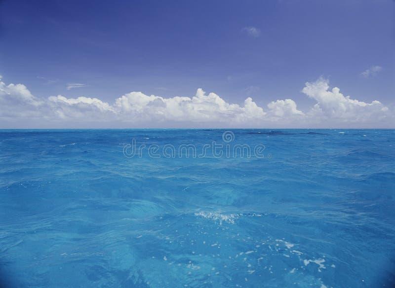 Opinião do mar imagem de stock