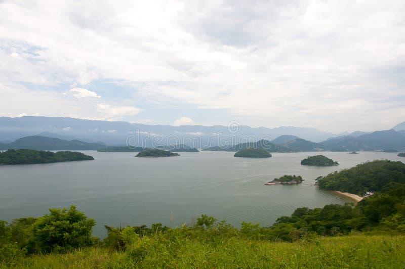 Opinião do mar em Brasil fotografia de stock royalty free